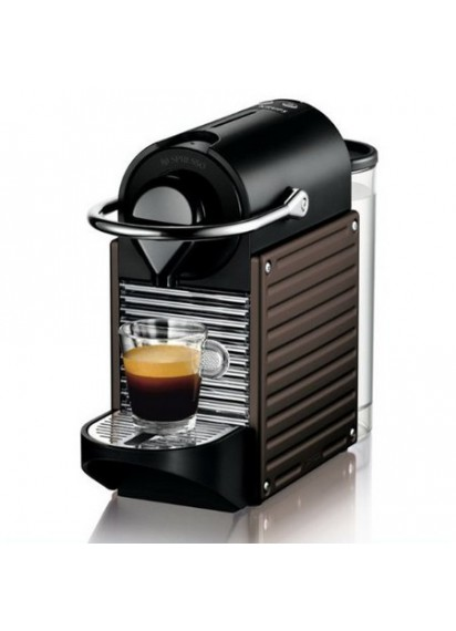 how to turn on nespresso pixie